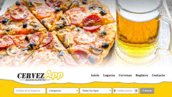 Pagina CervezApp